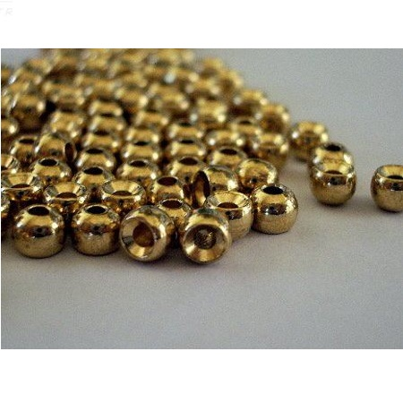 Cyclops Beads - Gold c/ 24 un