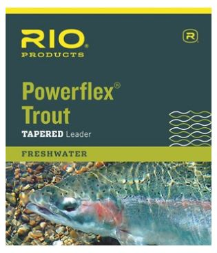 Powerflex Trout 9 FT - 5X - 5 LBS