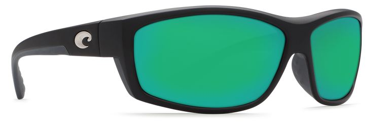 SALTBREAK Black - 580G Green Mirror