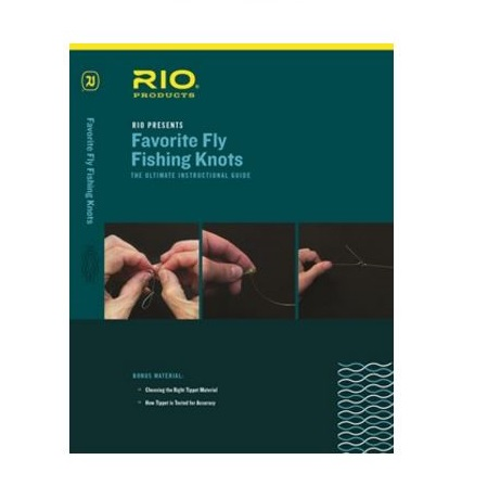 DVD Favorite Fly Fishing Knots