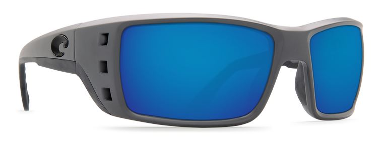 PERMIT Matte Gray - 580G Blue Mirror