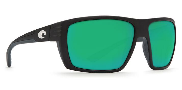 HAMLIN Matte Black - 580P Green Mirror