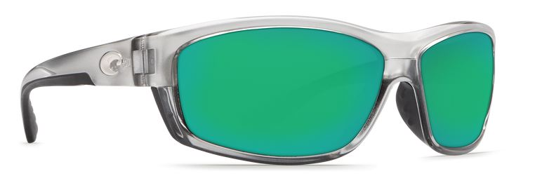 SALTBREAK Silver - 580G Green Mirror