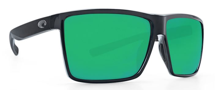 RINCON Black - 580P Green Mirror