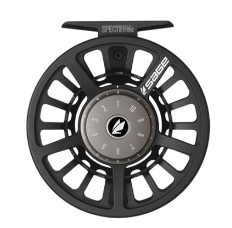 Carretilha Sage Spectrum C - Black 5/6