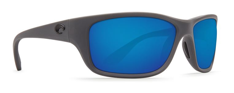 TASMAN SEA Matte Gray - 580G Blue Mirror