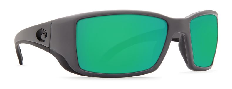 BLACKFIN Matte Gray - 580G Green