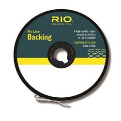Backing RIO - 30LB - 300yds - Yellow