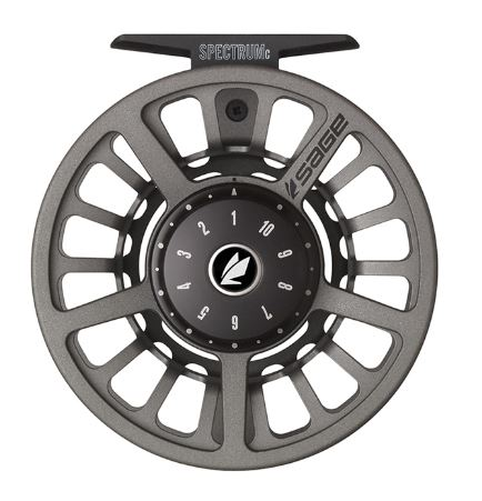 Carretilha Sage Spectrum C - Grey 5/6