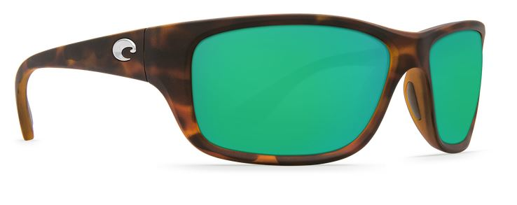 TASMAN SEA Mt Retro Tortoise - 580G Green Mirror