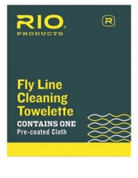 Fly Line Cleaning Towelette RIO