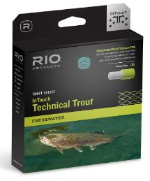 Linha RIO InTouch  TechnicalTrout  WF4F