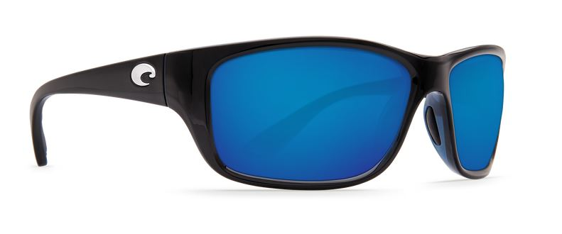 TASMAN SEA Shiny Black - 580G Blue Mirror
