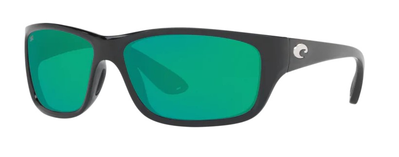 TASMAN SEA  Shiny Black - 580G Green Mirror