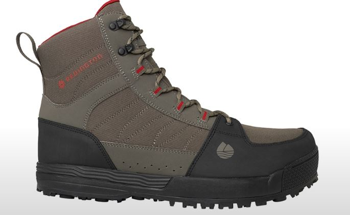 Bota Redington Benchmark - Sticky Rubber 10